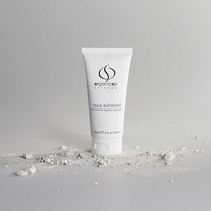 Organicspa Face Exfoliant