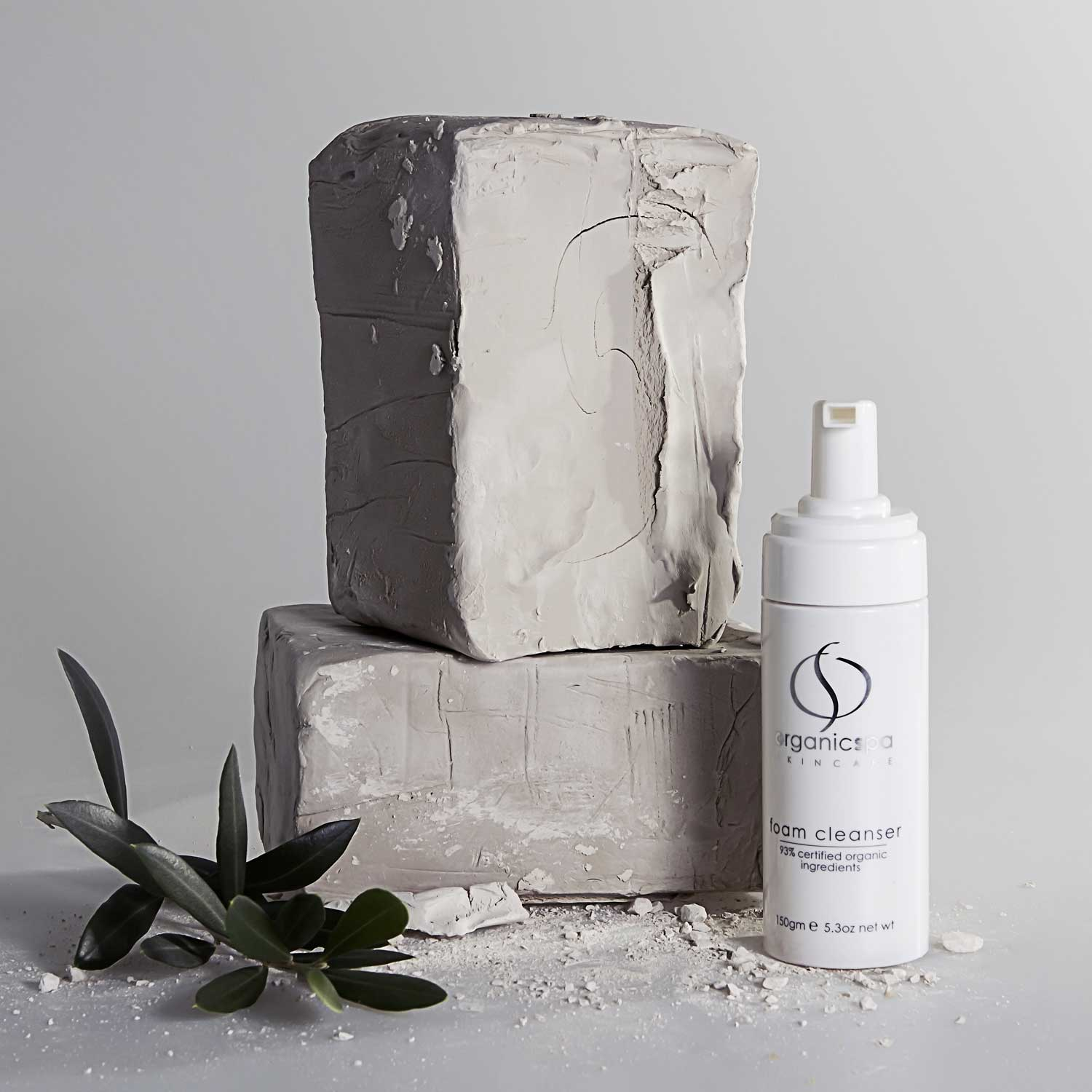 Organicspa Foam Cleanser
