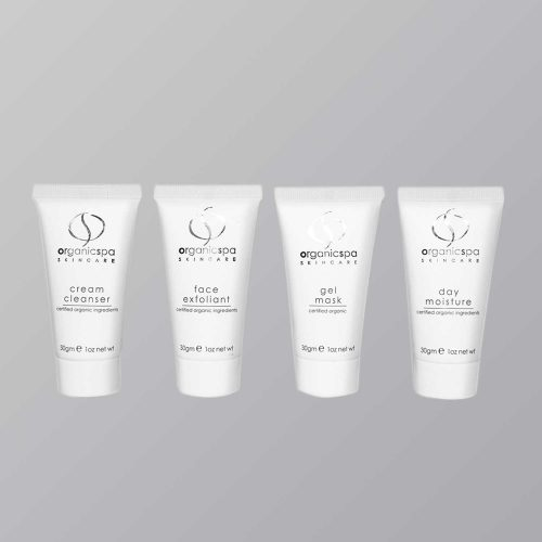 Organicspa Vital Minis Package